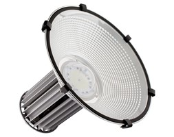 Campana LED Solid PHILIPS Lumileds 200W 135lm/W Bianco 6000K Industriale