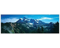 Artopweb Pannelli Decorativi World Panoramic U.S.A. Quadro, Legno, Multicolore, 120x1.8x38 cm Multicolore