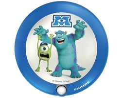 Philips Lighting e Disney, Luce notturna bambini sensore LED Monsters University LED