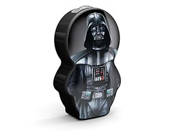Philips Lighting, Star Wars Darth Vader, Torcina Luce notturna LED per bambini