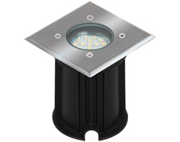 Smartwares Faretto Carrabile a LED 3 W Nero 5000.459