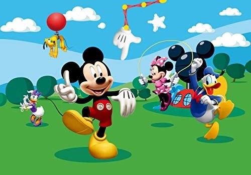 Poster Giganti Per Camere Da Letto : Ag design photo wall mural carta bambini disney mickey mouse
