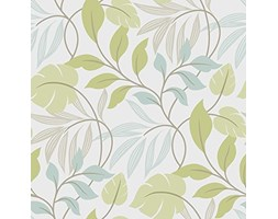 "NuWallpaper ""prato Peel and Stick-Carta da parati, colore: blu/verde"