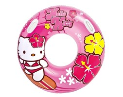 Ciambella gonfiabile 97cm Hello Kitty 58269