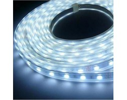 Led smd5050 mt.5 300l.b.ca calda ip20 780lum LED Blu