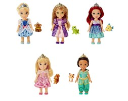 PRINCIPESSE DISNEY MINI DOLL ASSORTITE 98956 JAKKS