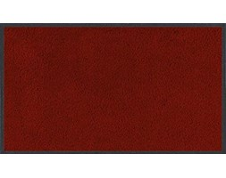 Wash+Dry - Tappeto Regal Red 75x120, Rosso Marrone