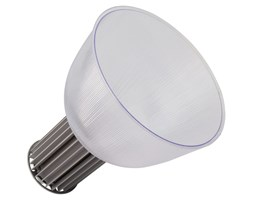 Campana LED Driverless 150W 135lm/W Speciale 60° PC Bianco 6000K LED Industriale Metallo