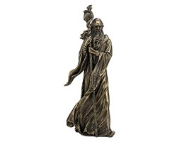 Nemesis Now - Statuetta Merlin, 15 cm, in Resina, Misura Unica