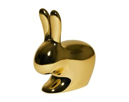 "Seduta ""gold Rabbit"""