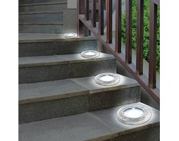 Disk Light 4 luci LED