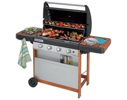 Barbecue A Gas Campingaz 4 Series Woody L