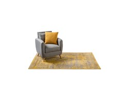 Tappeto Antique Giallo 80x150 cm 80x150 cm