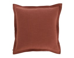 Kave Home - Fodera per cuscino Maelina 60 x 60 cm bordeaux