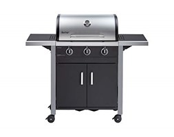 Enders Chicago 3 Gas Barbecue, Silver