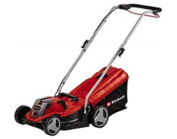 Einhell 3413266 Tosaerba a Batteria, 18 Volt Tosaerbe Rosso