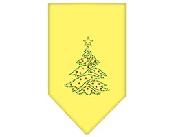 Mirage Pet Products - Bandana per albero di Natale con strass