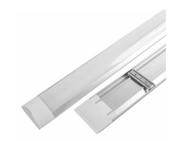 LED BATTEN LIGHT 1.2M IP20 40W 4000K 4000lm 220 - 240v L1200*W74.5*H23mm