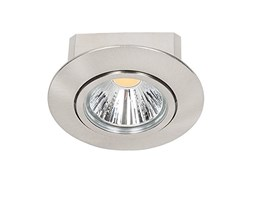 Nobile down light led mini faretto r w grad bianco caldo