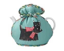Ulster Weavers Hound Dogs Muff Tea Cosy Turchese