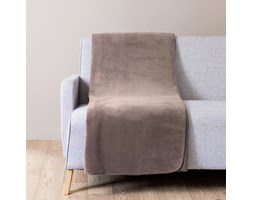 Plaid color talpa 150x230 cm Grigio