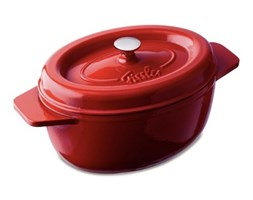 Fissler Arcana Oval, 28cm Single pan Rosso