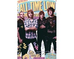 1art1 Empire 346452 - Poster all Time Low, 61 x 91,5 cm