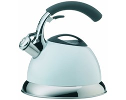 in acciaio INOX Ivory Morphy Richards 974757/bollitore a fischio