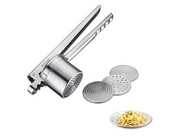 Westmark Quadro 6117, Stainless Steel Argento Schiacciapatate