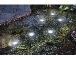 Faretti Solari a Led Immergibili Super Splash