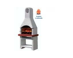 Barbecue in muratura bahamas kg 285 cm 86x56x195h