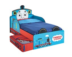 Thomas & Friends Lettino per Bambino 143x77x67 cm Blu WORL610011