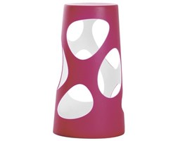 Lampada Liberty Light - LED H 46 cm di MyYour - Viola - Materiale plastico Rosa