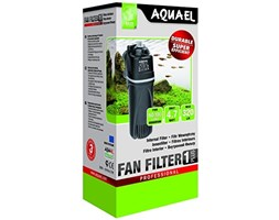 AQUAEL 102368 - Filtro Interno Fan 1 Plus per acquariofilia 320 L/h Grigio