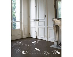 Sticker Tango di Domestic - Bianco - Materiale plastico