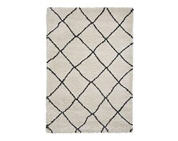 Think Rugs Atlas 01678 Heavy Weight Shaggy Pile Rug Tappeto, Crema, 120 x 170 Pile