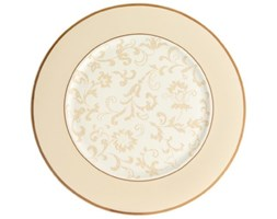 Villeroy & Boch Ivoire Piatto Segnaposto, 30 cm, Porcellana Bone China, Multicolore, 35.700000000000003x35.700000000000003x2.3000000000000003 cm