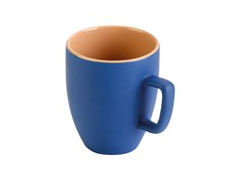 Tescoma Tazza Mug per Latte The Cappuccino 300ml [Colore Blu ]