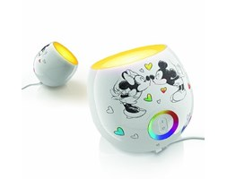 Philips Lighting Disney Lampada LivingColors Mini, Mickey & Minnie