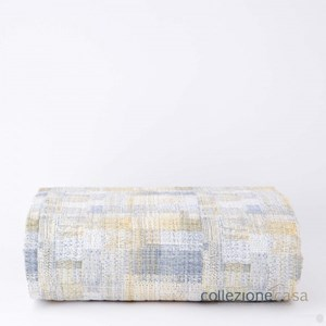 Trapuntino quilt riviera double bamboo
