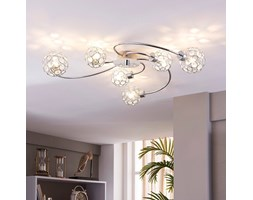 Tyron - lampada LED da soffitto decorativa