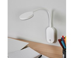 Mensola con lampada e usb book led classico applique ✅ homelook