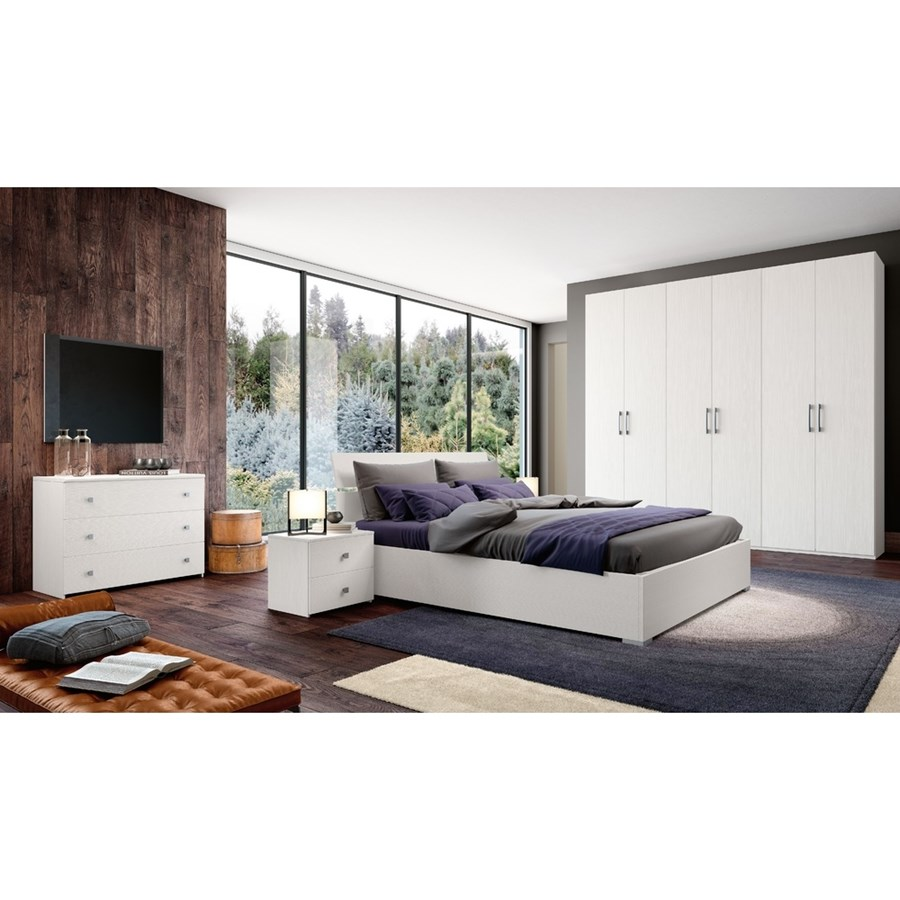 Camera Matrimoniale Luxor Completa - Arredo camera da letto 🏠 Homelook