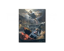 Riproduzione quadro The Dream of Saint Mark (Pax tibi Marce). Taglia: 20x25