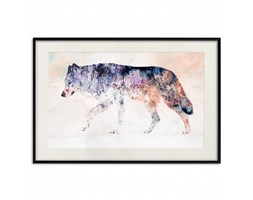 Poster: Lonely Wolf [Poster]. Taglia: 30x20
