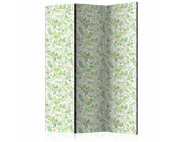 Paravento Plants Stained Glass [Room Dividers]. Taglia: 135x172