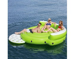 Isola Galleggiante Gonfiabile Hydro Force 5 Persone Mare Piscina Bestway