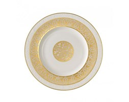 Villeroy & Boch Golden Oasis Piatto Dessert, 22 cm, Porcellana Bone China, Multicolore