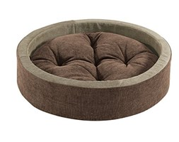 Ferplast Dodo 50 81068021 W1 Pet Letto 52 x 52 x 12 cm Marrone