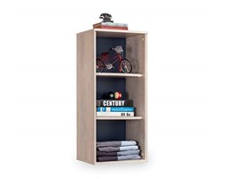 Stackable open wardrobe - small wardrobes designed to be stacked Grigio